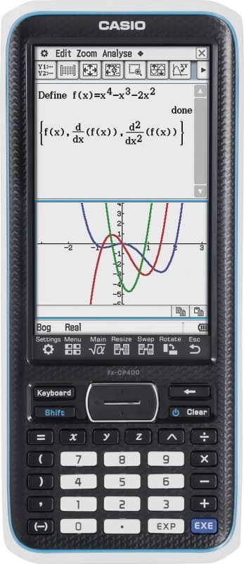 Casio ClassPad ll FX-CP400 laskin