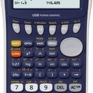 Casio FX-9750G II laskin