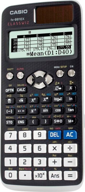 Casio FX-991EX laskin