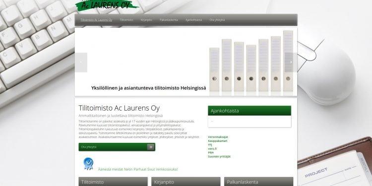 Tilitoimisto Ac Laurens Oy