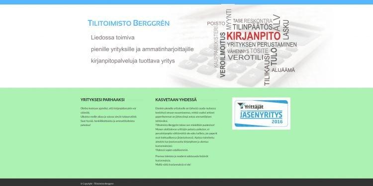 Tilitoimisto Berggrén Tmi