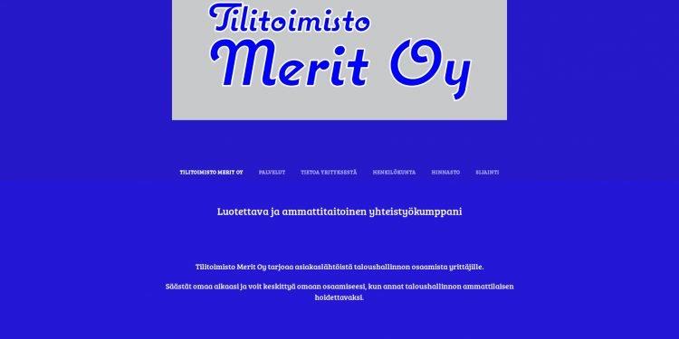 Tilitoimisto Merit Oy